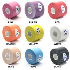 Adhesive Tape Zinc Oxide Sport Tape Strapping Joint Support Colours