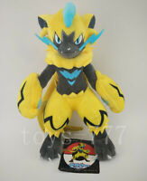 Nintendo Zeraora plush toy 10'' Stuffed anime Cartoon soft doll game gift