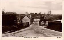 Milborne St Andrew near Bere Regis # 181 by G.M. Sly, Milborne St Andrews P.O.