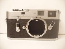 Leica M4 DBP Body only serial # 1271953 35mm Rangefinder Film Camera used NR