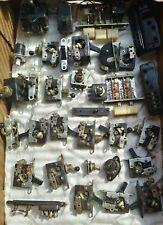 32 tasti pulsanti pulsantiere ricambi per radio a valvole vintage tubes radio