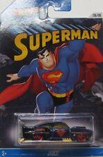 Jaded ( Superman ) Hot Wheels 1:64