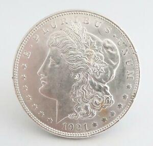 USA American 1921 Silver Dollar coin