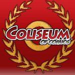 Coliseum of Comics Warehouse