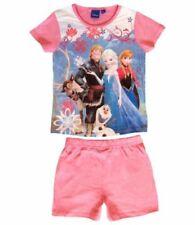 Ensemble pyjama en polyester pour fille de 5 à 6 ans