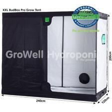 XXL/ XX LARGE BUDBOX PRO WHITE GROW TENT, 1.2M x 2.4M x 2M | GROWELL HYDROPONICS