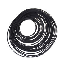40pcs Small Fine Pulley Pully Belt Engine Drive Belts For DIY Toys Module Car ES