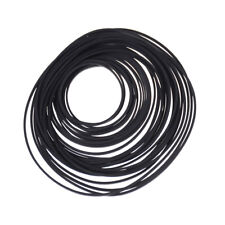40pcs Small Fine Pulley Pully Belt Engine Drive Belts For DIY Toys Module Car TA