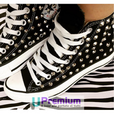 Converse All Star Pandora [Product Customized] Shoes Studded Handmade Bo