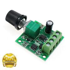 Low Voltage DC PWM Motor Speed Switch Controller Module 1.8V 3V-5V-6V 12V 2A