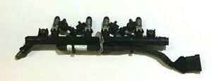 Fiat 500 1.2 Petrol Fuel Rail with Injectors (also fits Ford KA 08-16)