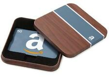 $50 Amazon Gift Card with a Fancy Gift Box, Lightning-fast FREE 1-Day Delivery!