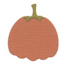 Quickutz/Lifestyle Crafts ks-0974 Pumpkin  2 Cutting Die NEW  rare