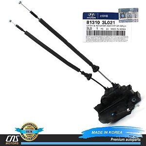 ⭐GENUINE⭐ Hyundai Azera 06-11 for Door Lock Actuator FRONT DRIVER OEM 813103L021