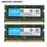 Crucial 16GB kit 2X8GB Memory RAM for iMac Late 2012 MacBook Pro Mid 2012 A1418