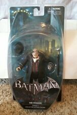 DC DIRECT BATMAN ARKHAM CITY SERIES 3 PENGUIN FIGURE