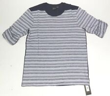 Brand New With Tags BNWT Authentic Armani Exchange Fold Up T-Shirt Sz S,M,L,XL