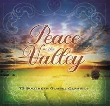PEACE IN THE VALLEY ..75 GOSPEL CLASSICS