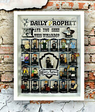 Display frame for Lego Harry Potter minifigures series 1 (71022)