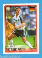 ROAD TO THE FIFA WC KOREA JAPAN 2002-Figurina n.101- BIERHOFF - GERMANIA -NEW