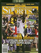 COLLECTOR'S EDITION SPORTS 2009 PITTSBURGH STEELERS STEELERS WIN RECORD