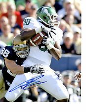Dion Sims auto signed football photo Michigan State Spartans 2013 NFL Draft MSU