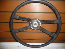 PORSCHE 912 911 steering wheel 901 347 081 dated 3/69