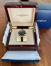"ULYSSE Nardin ""Marine Diver Chronograph"" 18K Oro Rosa"