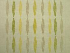 Ashley Wilde ASTIA Chartreuse Linen/Cotton Blend Curtain /Soft Furnishing Fabric