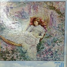 RoseArt Puzzle Collection 750 Piece Josephine Wall Appleblossom Dreams NEW 97383