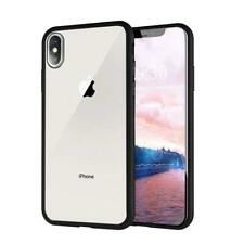 Spigen Hybrid Case for iPhone XS - Matte Black