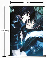 Japan Anime BL Game Togainu no Chi home decor Wall Scroll Poster 1785