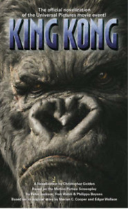 King Kong: The Official Novelization, Christopher Golden, Used; Good Book