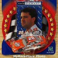 New listing #20 Tony Stewart Joe Gibbs 1/64 Diecast Car _2000 HOME DEPOT NEW STARS OF NASCAR