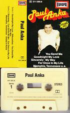 PAUL ANKA - Same -Original Hits > MC Musikkassette
