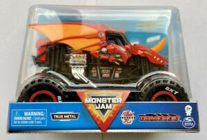 Monster Jam Truck   BAKUGAN DRAGONOID   1:24 Scale  Very Rare !!