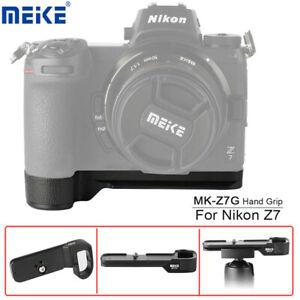 Meike MK-Z7G Quick Release bracket hand grip for Nikon Z6 Z7 Micro Single Camera