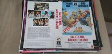Jaquettes Vidéos Originales VIDEO CLUB 80' - SALUT L'AMI ADIEU LE TRESOR RCA