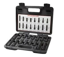 Steelman Pro 16pc Aftermarket Locking Wheel Lug Nut Master Key Set #78537