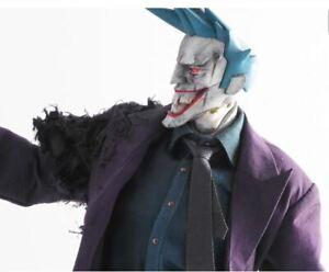 ThreeA Steel Age Joker by Ashley Wood 1/6 Scale Collection DC Comics. FREE SHIPP