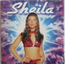 SHEILA - CD SINGLE PROMO 5 TITRES COLLECTOR - NEUF