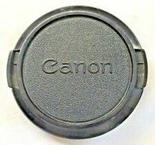 Canon 52mm Clip on Snap on Lens Cap Protection Cover Made in Japan 1980s B1