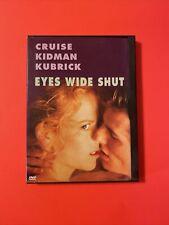 Stanley Kubrick's Eyes Wide Shut Dvd