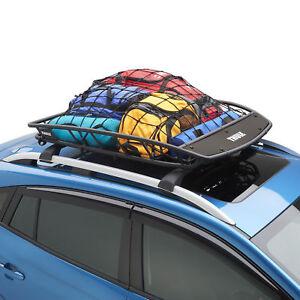 OEM 2015-2018 Subaru THULE Heavy-Duty Roof Cargo Storage Basket NEW SOA567C011