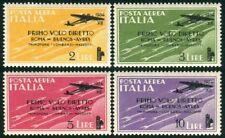 Francobolli italiani di qualità nuovo non linguellato
