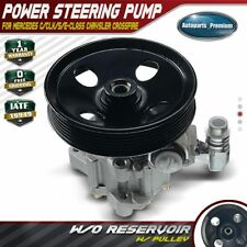 Power Steering Pump w/ Pulley for Mercedes-Benz E320 C280 E430 SLK320 21-5292