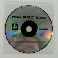 Mortal Kombat Trilogy - PlayStation 1 (PS1) - Disc Only - PAL - Free P&P