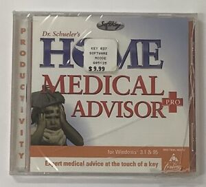 The Learning Company Dr. Schueler's Home Medical Advisor Pro CD