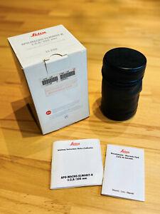 Leica-R Macro-Elmarit 100m f/2.8 APO 11210 // Verpackung Box OVP
