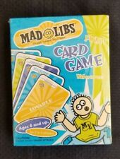 Mad Libs Card Game - The Worlds Greatest Word Game! Style #667 NEW